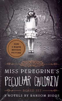 Miss Peregrine boxed set