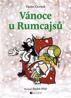 Obálka titulu Vánoce u Rumcajsů