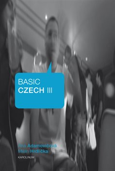 Obálka titulu Basic Czech III.