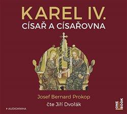 Obálka titulu Karel IV. - Císař a císařovna