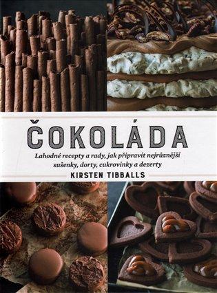Čokoláda - Kirsten Tibballs | Booksquad.ink