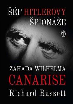Obálka titulu Šéf Hitlerovy špionáže