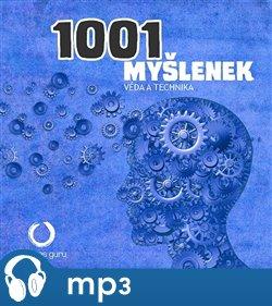 Obálka titulu 1001 myšlenek: Věda a technika
