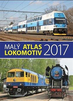Obálka titulu Malý atlas lokomotiv 2017