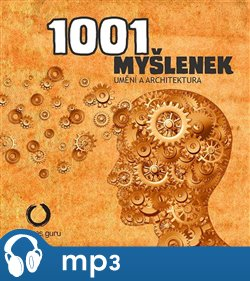 Obálka titulu 1001 myšlenek: Umění a architektura