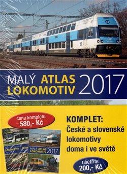 České a slovenské lokomotivy doma i ve světě