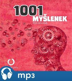 Obálka titulu 1001 myšlenek: Psychologie