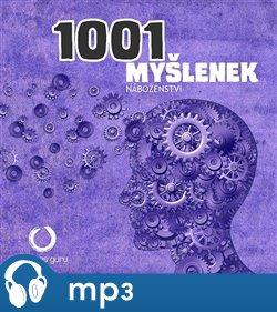 Obálka titulu 1001 myšlenek: Náboženství