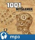 1001 myšlenek, které změnily naše uvažování - obálka