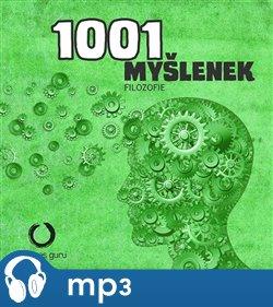Obálka titulu 1001 myšlenek: Filozofie
