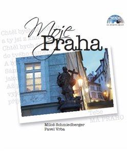 Obálka titulu Moje Praha