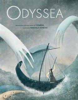 Obálka titulu Odyssea