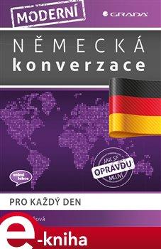 Obálka titulu Moderní německá konverzace