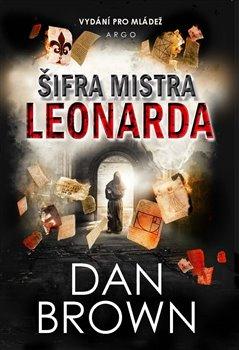 Obálka titulu Šifra mistra Leonarda. Verze pro mládež