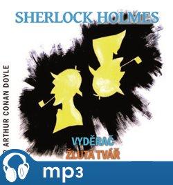 Obálka titulu Sherlock Holmes - Vyděrač / Žlutá tvář