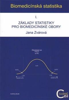 Obálka titulu Biomedicínská statistika I.