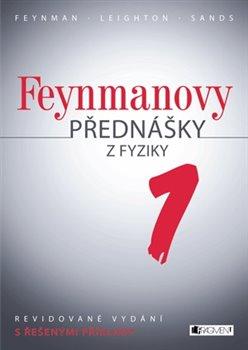 Obálka titulu Feynmanovy přednášky z fyziky 1. díl