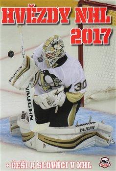 Obálka titulu Hvězdy NHL 2017