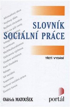 Obálka titulu Slovník sociální práce