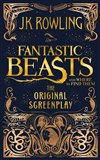 Obálka knihy Fantastic Beasts and Where to Find Them