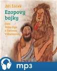 Ezopovy Bajky - obálka