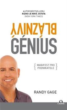 Obálka titulu Bláznivý génius