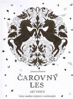 Obálka titulu Čarovný les art edice