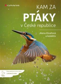 Obálka titulu Kam za ptáky v České republice