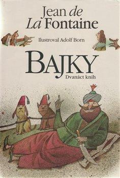 Obálka titulu Bajky