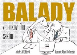 Obálka titulu Balady z bankovního sektoru