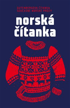 Obálka titulu Norská čítanka
