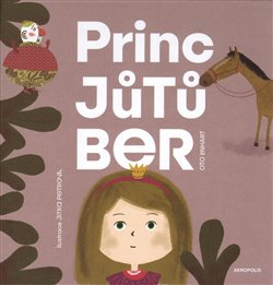 Obálka titulu Princ Jůtůber