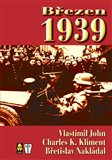 Obálka knihy Březen 1939