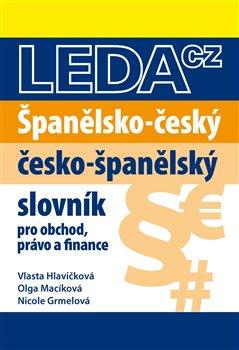 Obálka titulu Španělsko-český a česko-španělský slovník