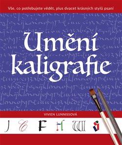 Obálka titulu Umění kaligrafie
