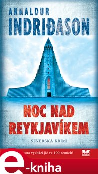 Obálka titulu Noc nad Reykjavíkem