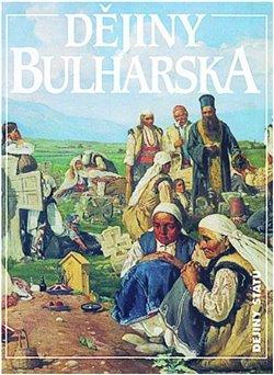 Obálka titulu Dějiny Bulharska