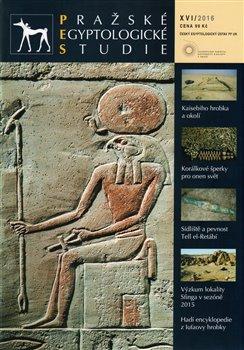 Obálka titulu Pražské egyptologické studie XVI/2016