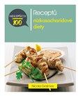 Obálka knihy 100 nejlepších receptů nízkosacharidové diety