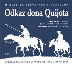 Obálka titulu Odkaz Dona Quijota