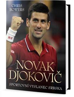 Obálka titulu Novak Djokovič