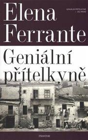 Román Geniální přítelkyně tajemné autorky Eleny Ferrante, která dosud před médii pečivě střežila nejen své soukromí, ale i svou totožnost a tvář, je první ze stejnojmenné tetralogie, kterou přeložila Alice Flemrová.