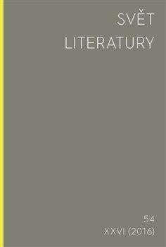 Svět literatury 54/2016