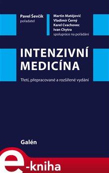 Obálka titulu Intenzivní medicína