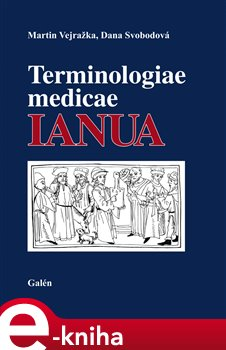 Obálka titulu Terminologiae medicae IANUA