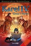 Karel IV. Únos v Paříži - obálka