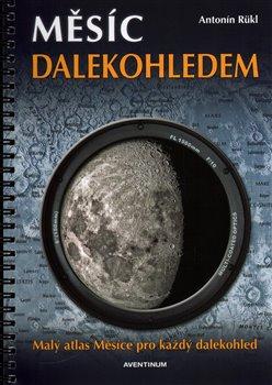 Obálka titulu Měsíc dalekohledem -  Malý atlas měsíce pro každý dalekohled