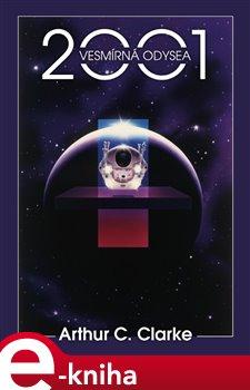 Obálka titulu 2001: Vesmírná odysea