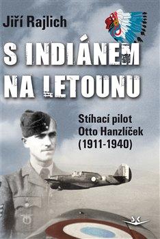 Obálka titulu S Indiánem na letounu