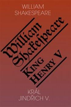 Obálka titulu Král Jindřich V. / King Henry V
